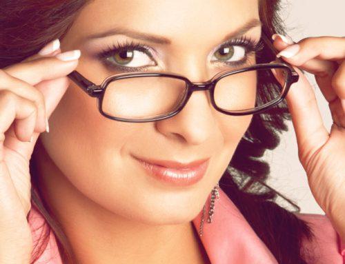 Wann braucht man eine Brille?