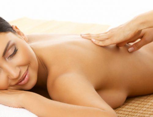 Mit Wellness-Massage neue Kraft schöpfen