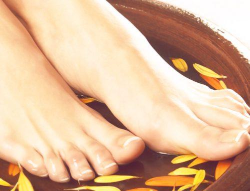 Mittel für geschmeidige und gesunde Füße